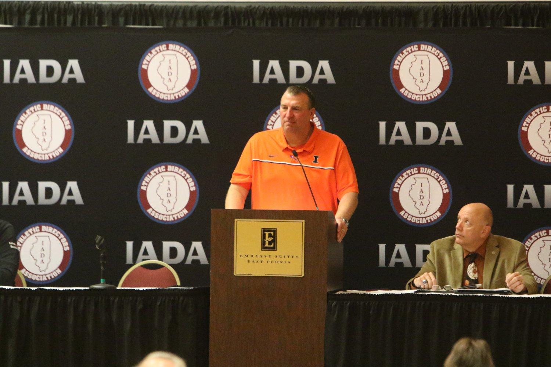 IADA Guest Speaker - Brett Bielema