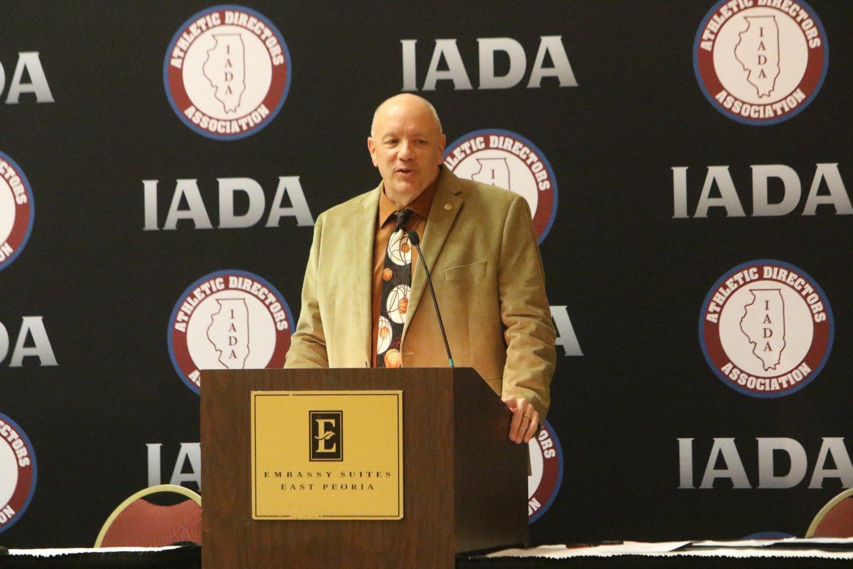2020 IADA President - Darren Howard